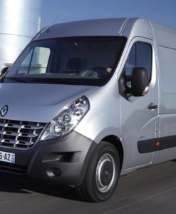 Renault Master 2010 > (3rd gen) Windows