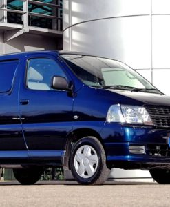 Toyota Hiace Window Packages