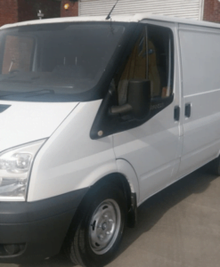 Ford Transit Windows SWB
