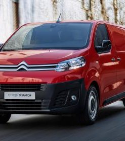 Citroen Dispatch 2016> Windows