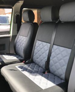 Caddy Seat Covers 2004 - 2011